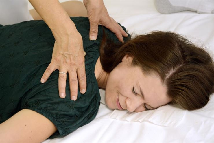 Shiatsu Introductory Action
