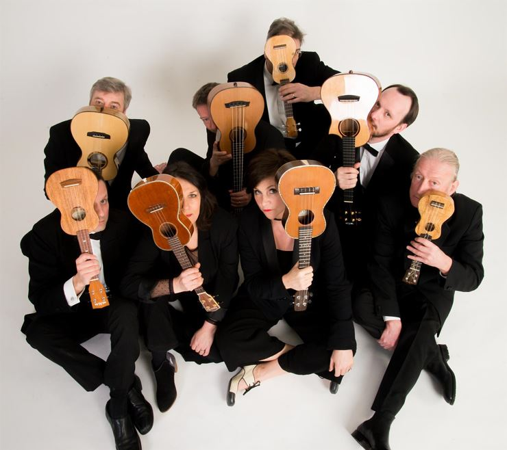 The Ukulele Orchestra Of Great Britain Kufstein