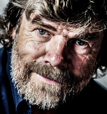 "Reinhold Messner ""Weltberge – Die 4. Dimension"" *CANCWELLED*"