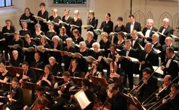 Concert - Tyrolean Motet Choir - Kufstein