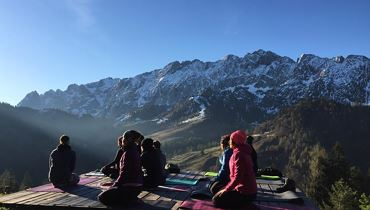 Yoga Day - Kufstein