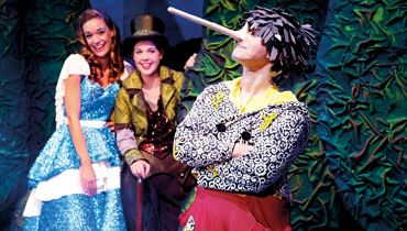 Pinocchio - the musical - Kufstein