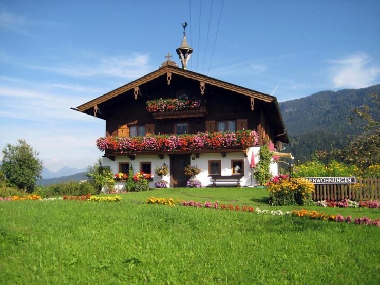 Rueppenhof - Thiersee - Kufsteinerland