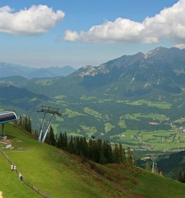 8-person gondola lift Brandstadl I