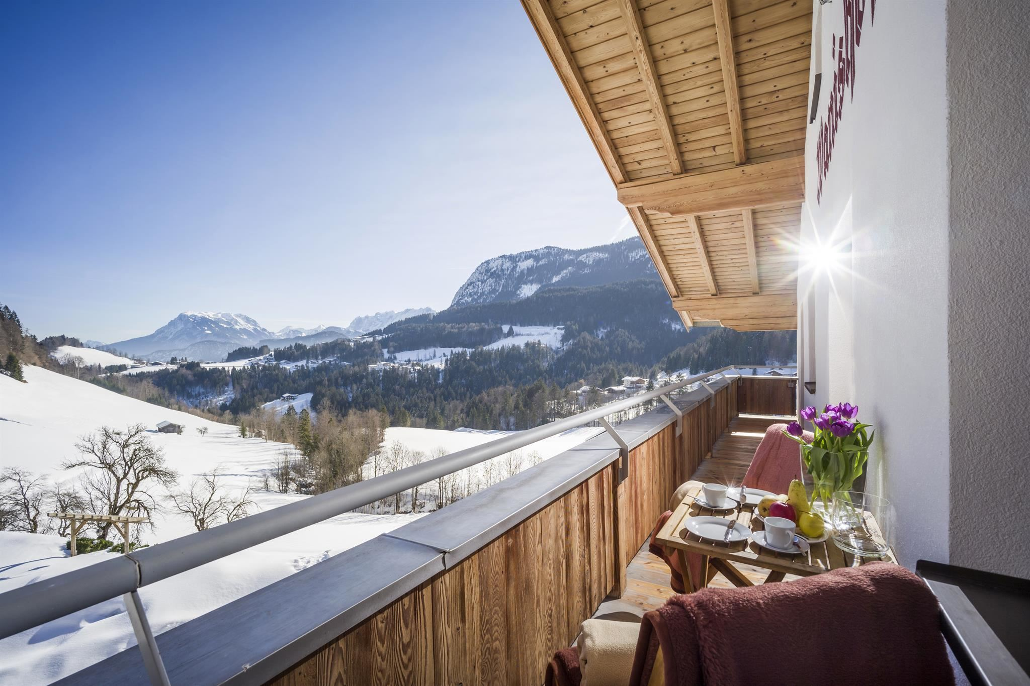 Tirolina - Ski-, Sport- & Aktivberg Thiersee/Bad - BERGFEX