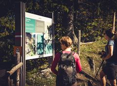 Theme trail Kaisertal | Pleasure hiking through the Kaiser Mountains