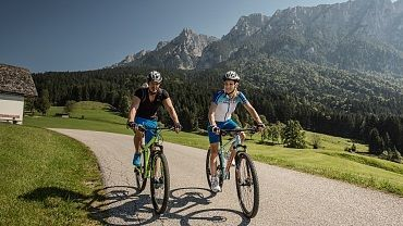 Overview of bike and MTB tours